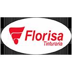 Imagem de Logo Florisa Tinturaria