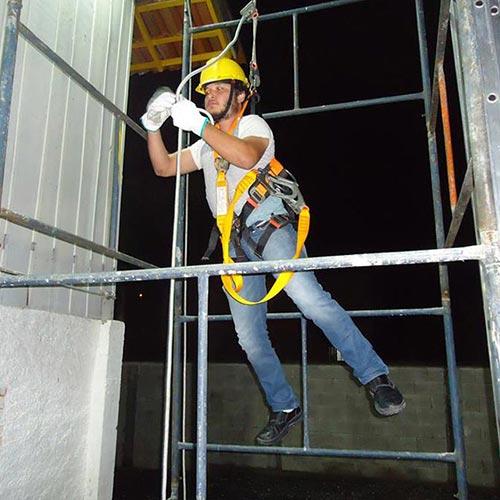 Imagem de Treinamento para Alturas