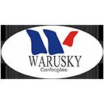 Imagem de Logo Warusky Confecções